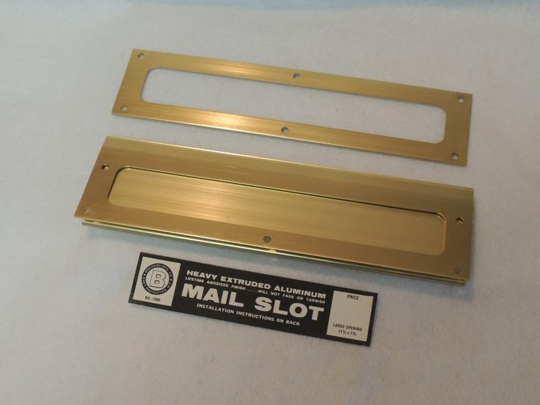 Brainerd mail slot